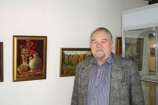Валерий Федосов живопись